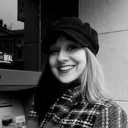 Fotografía de Mamen Marcén en blanco y negro